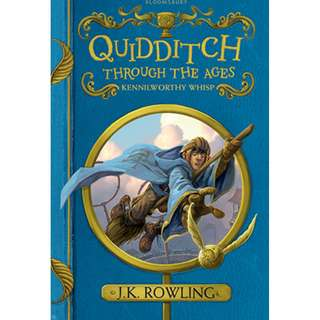 [eBook] Quidditch through the Ages - J. K. Rowling