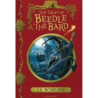 [eBook] Tales of Beedle the Bard - J. K. Rowling
