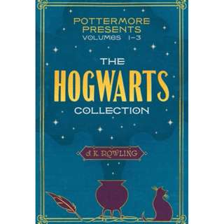 [eBook] The Hogwarts Collection - J. K. Rowling