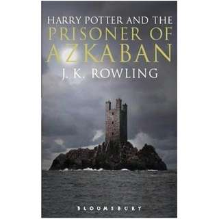 [eBook] Harry Potter and the Prisoner of Azkaban - J. K. Rowling