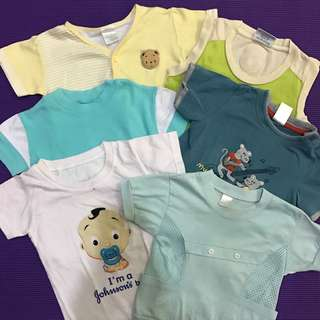 Shirts for 6-9 months old