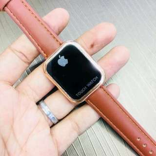 Jam tangan wanita iphone digital