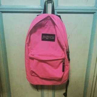 Neon Pink Bag