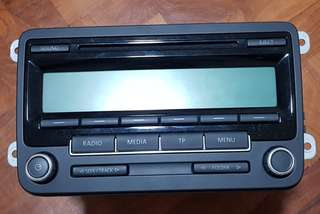 Volkswagen Head Unit