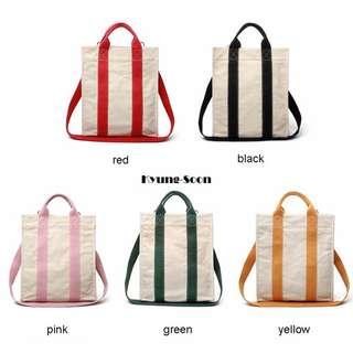Kyung-Soon Canvas Tote Bag.
