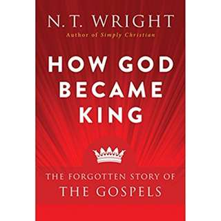 [eBook] How God Became King - N. T. Wright
