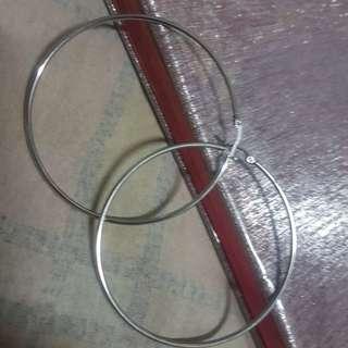Big Loop Earrings