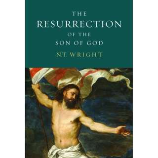 [eBook] The Resurrection of the Son of God - N. T. Wright