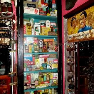 Koleksi Obat Lama