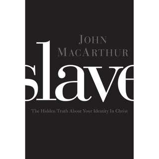 [eBook] Slave - John MacArthur