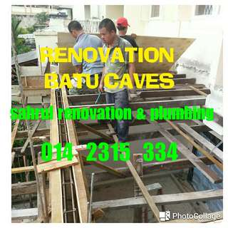 RENOVATION DAN PLUMBING