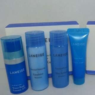 Laneige Moisture Care Kit