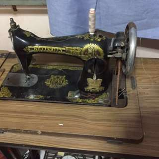 Vintage Sewing Machine Antique