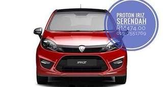 Hatchback PROTON IRIZ 1.3