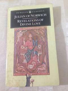 Revelation of Divine Love - Julian of Norwich