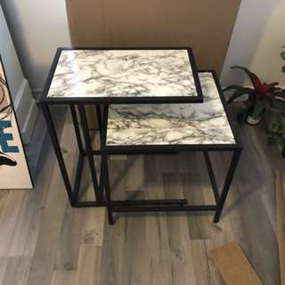 MUST GO Ikea Hack Nesting Tables