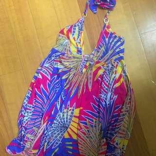 Cocobana top for swimwear