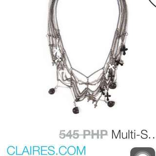 Multiple-Necklace