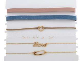 🎀 6 Different Designs Chokers
