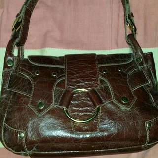 SALE! Authentic 80/20 Leather Bag