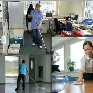 cleaning service_part time