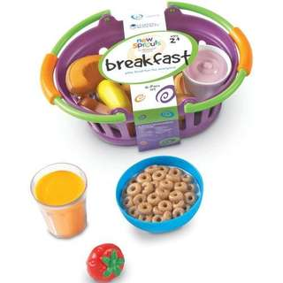 Preorders : Learning Resources LER9730New Sprouts Breakfast Bundle @ $39.90 - 20% off Retail Price!!! ETA June 2018!