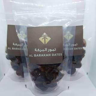 AL BARAKAH Dates