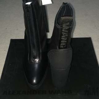 Alexander Wang x HM ankle boots 38/7