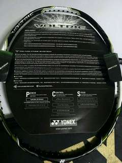 Yonex Voltric Z FORCE SP Version