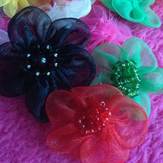 🎀 100+ pcs Assorted Lace Ribbons