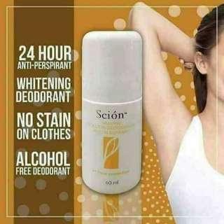 Scion whitening deo