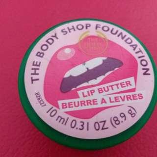 Lip butter the body shop