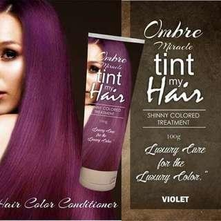Violet tint