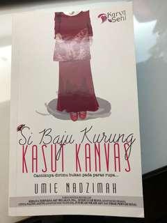 Malay Novel: Si Baju Kurung Kasut Kanvas