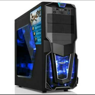 Intel Dual Core E6700 3.2g 打機電腦一部