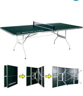 Dunlop Ping Pong Table (Full Set)