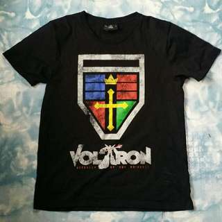 Voltron Tshirt LARGE & XL