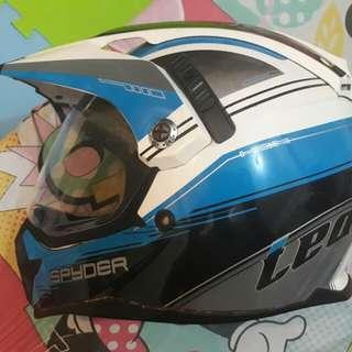 Spyder Hybrid Enduro Helmet