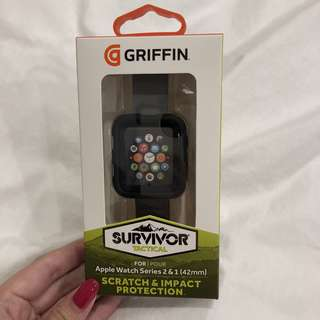 Griffin 42mm Apple Watch cover