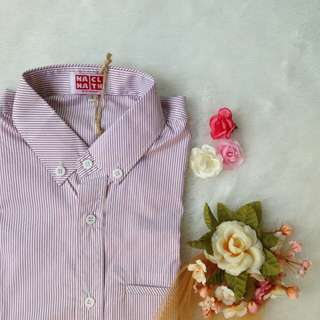 PINK LINED Long Sleeves