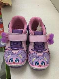 Stride rite abby sesame street shoes