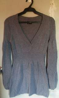Preloved Knitted Top
