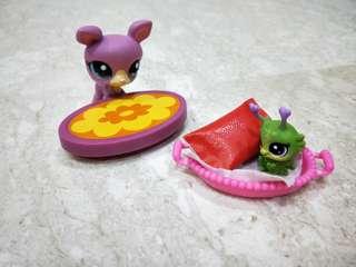 LPS Littlest Pet Shop Babysitting Set