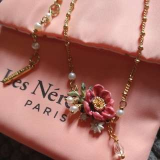 Les Nereides 2016 Christmas limited collection necklace