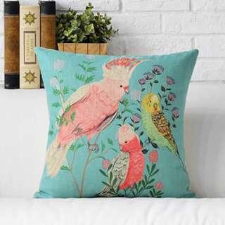 """The Australian Fam"" Decorative Pillow Throw Cover"