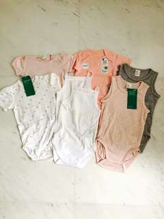 Rompers 9-18 Months
