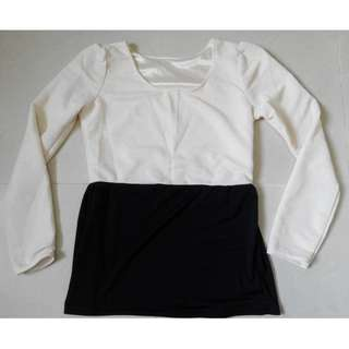 Japanese Ivory white clothes