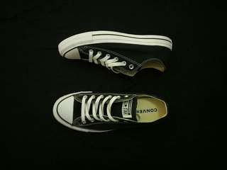 Converse CTAS Low Black and White Original