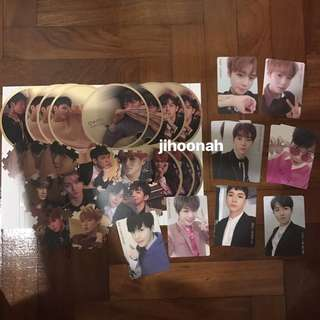 [wts/wtt] wanna one i promise you
