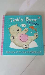 Tickly Bear & Friends by Mandy Stanley